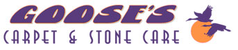 Gooses Carpet and Stone Care Mini Logo
