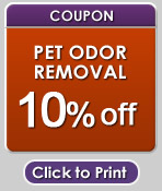 pet odor removal coupon